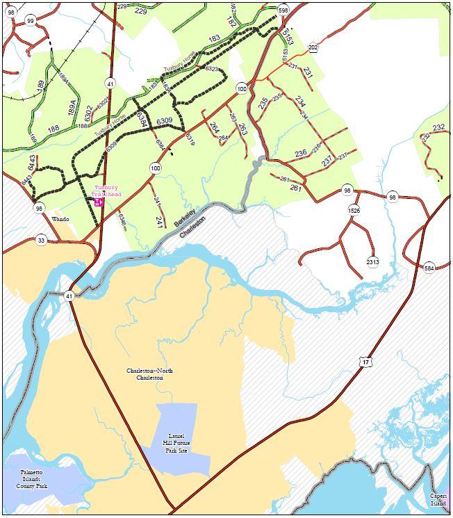 Trail Maps South Carolina Horsemen S Council